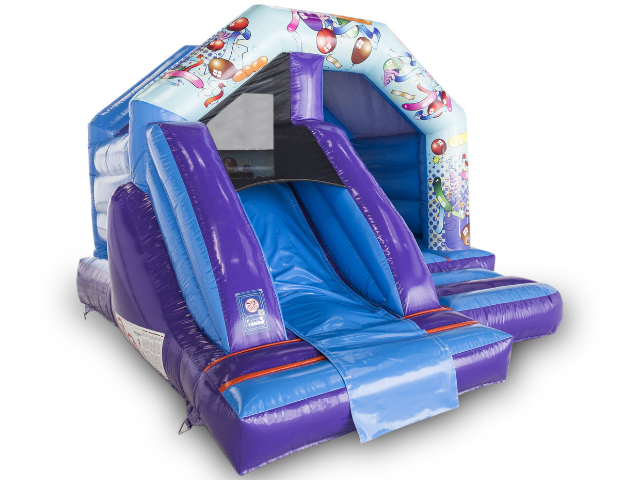 Inflatable Bounce & Slide